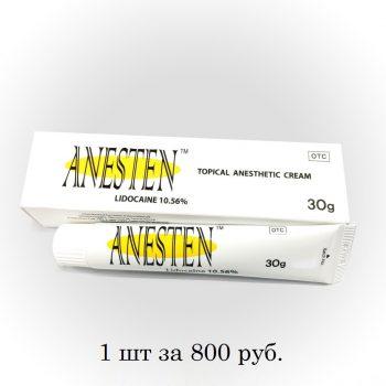 Анестезия для тату