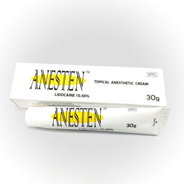 Крем для анестезии Anesten 30 гр 1 шт