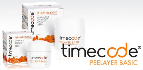 Пилинг Timecode Peelayer Basic-Таймкод Пилэер Бейсик 30 г