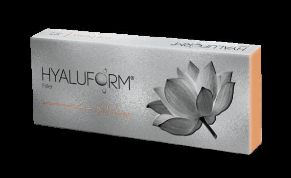 Филлер Hyaluform Subderm 2 мл