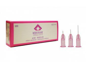 Иглы для мезотерапии Mesoram